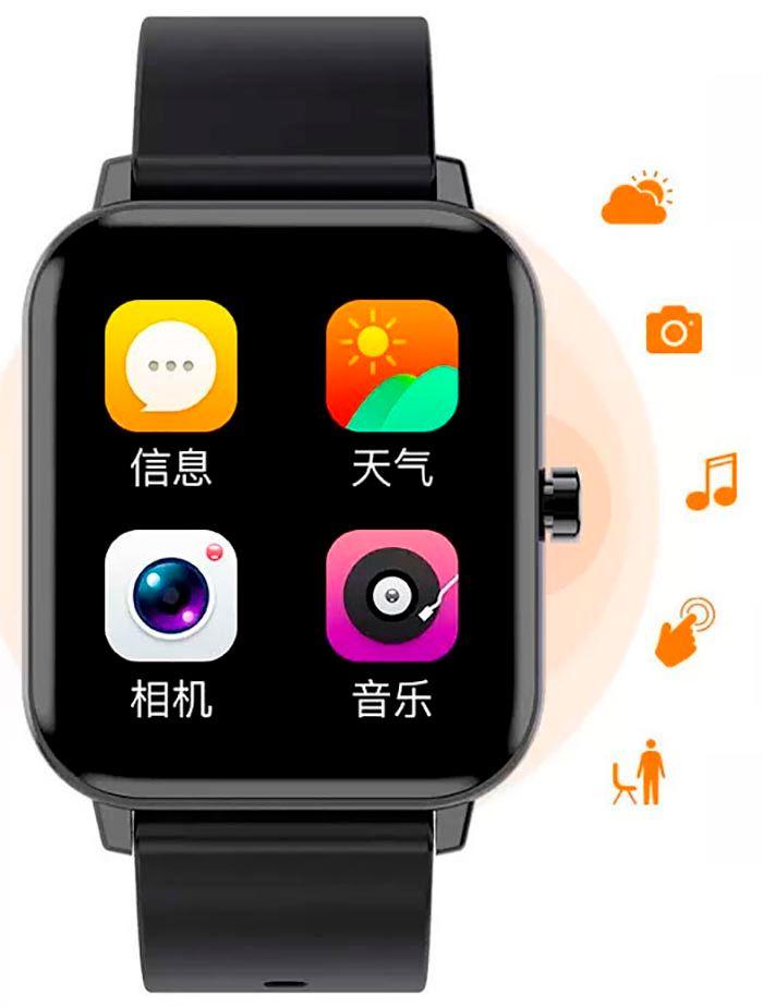 ZTE Watch Live smartwatch barato y simple