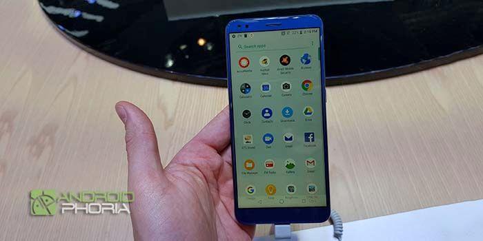 ZTE se queda sin Android