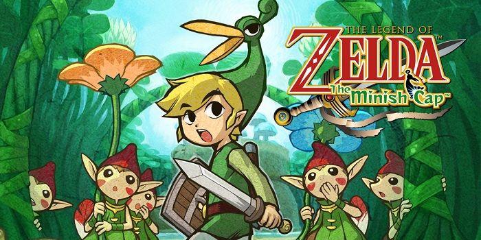 Zelda The Minish Cap