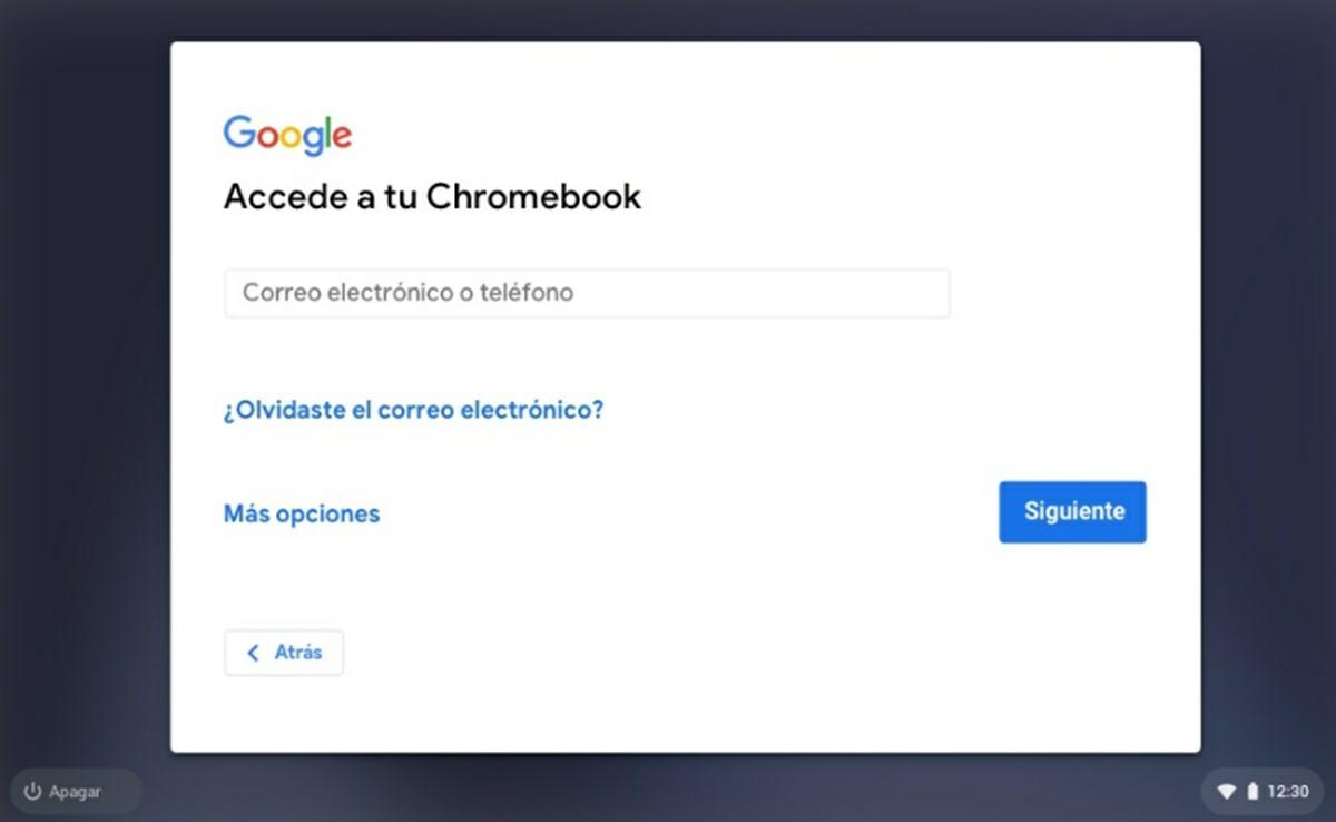 anadir otra cuenta de google a tu chromebook