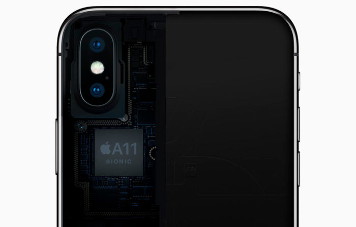 Apple A11 Bionic chip