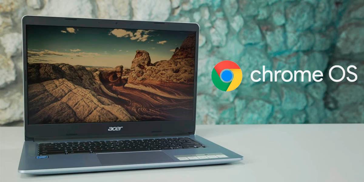 acer chromebook 314 con actualizaciones hasta 2026