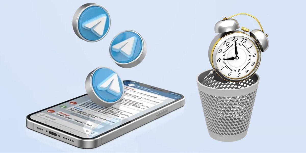 activar borrador de mensajes automatico telegram