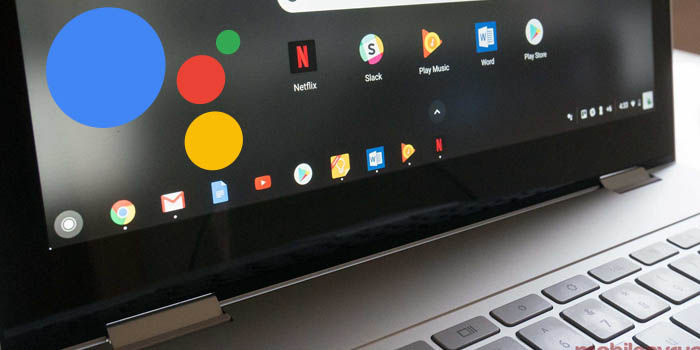 activar google assistant chromebook