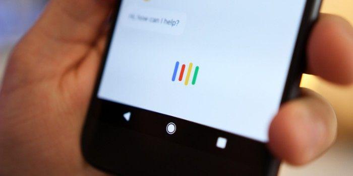 activar google assistant en android