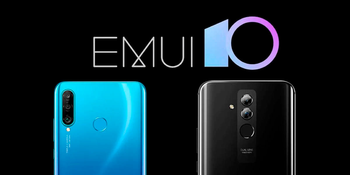 actualización EMUI 10 Huawei P30 y Mate 20