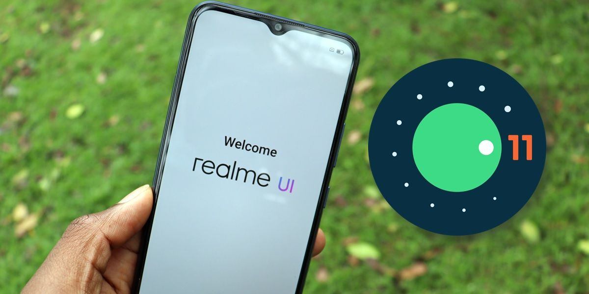 actualizacion a android 11 realme