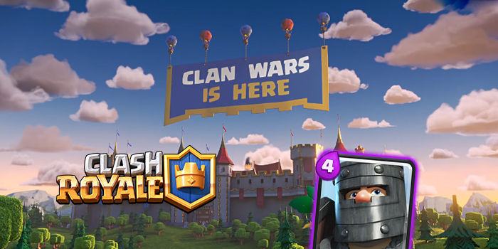 actualizacion clash royale guerras clanes cambios de balance