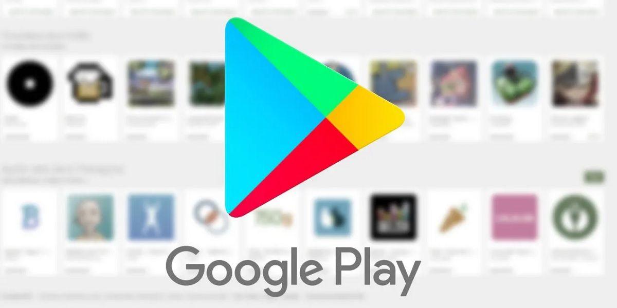 actualizaciones fantasma en google play store