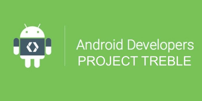 actualizaciones project treble