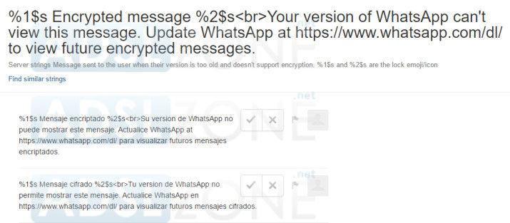 actualizar whatsapp obligatorio