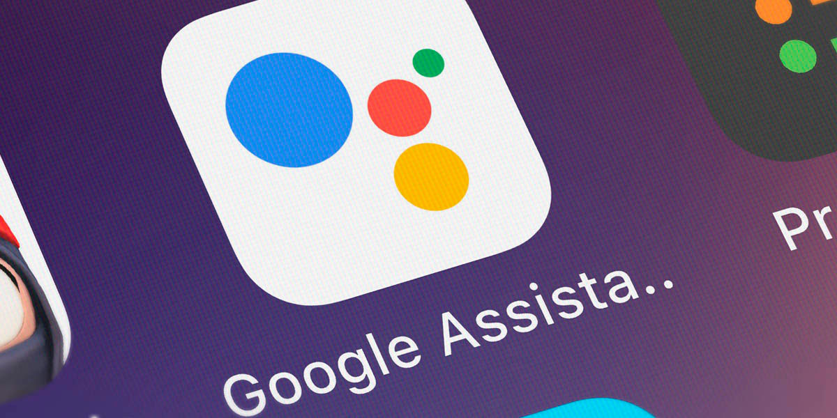 actulización google assistant diseño