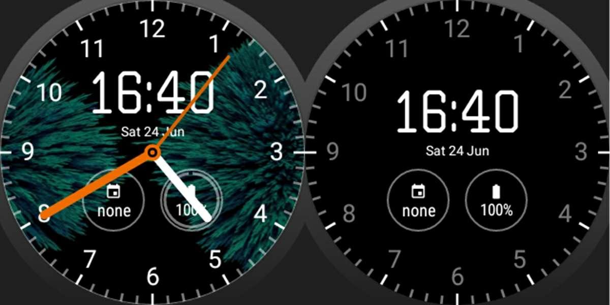 ad watchface app