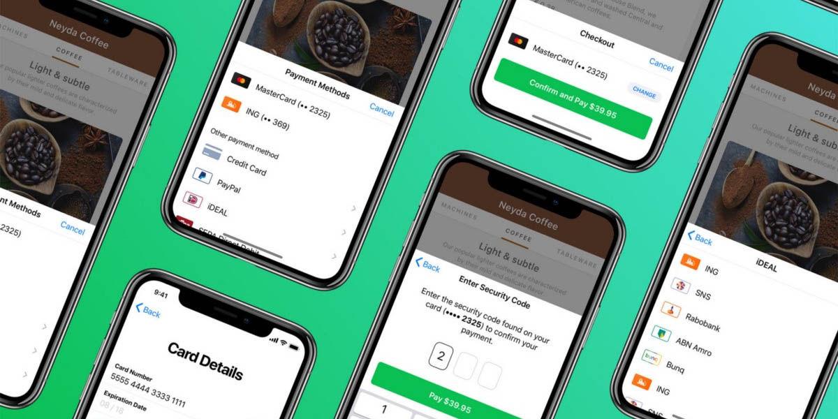 adyen plataforma de pago móvil