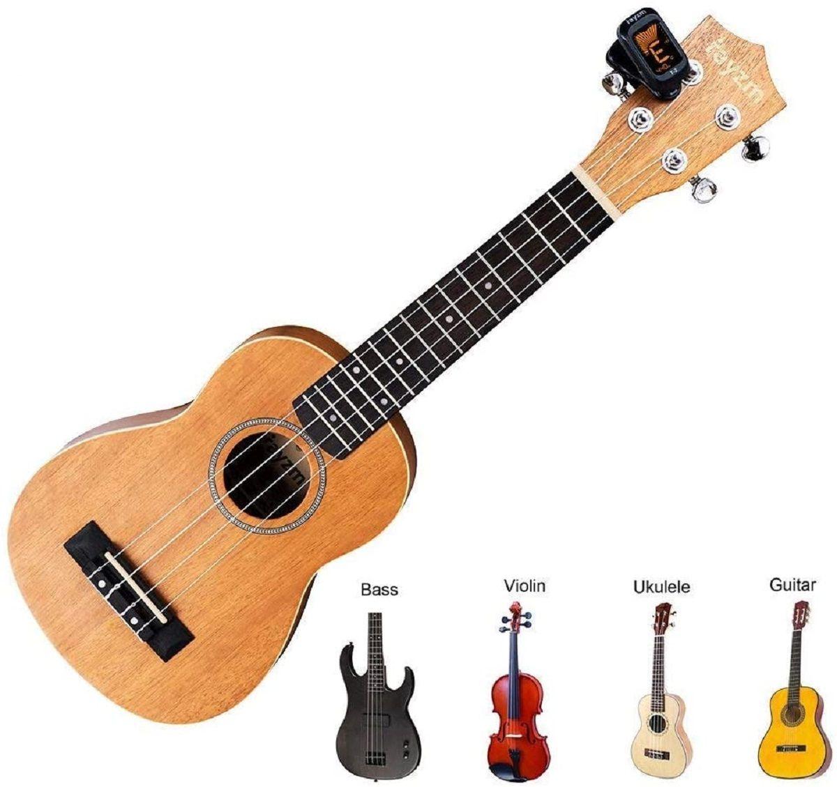 afinador guitarra fisico