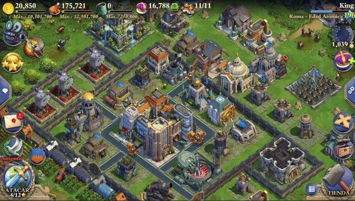 age of empires mejores android juegos