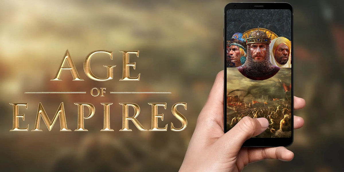 age of empires mobile android e ios