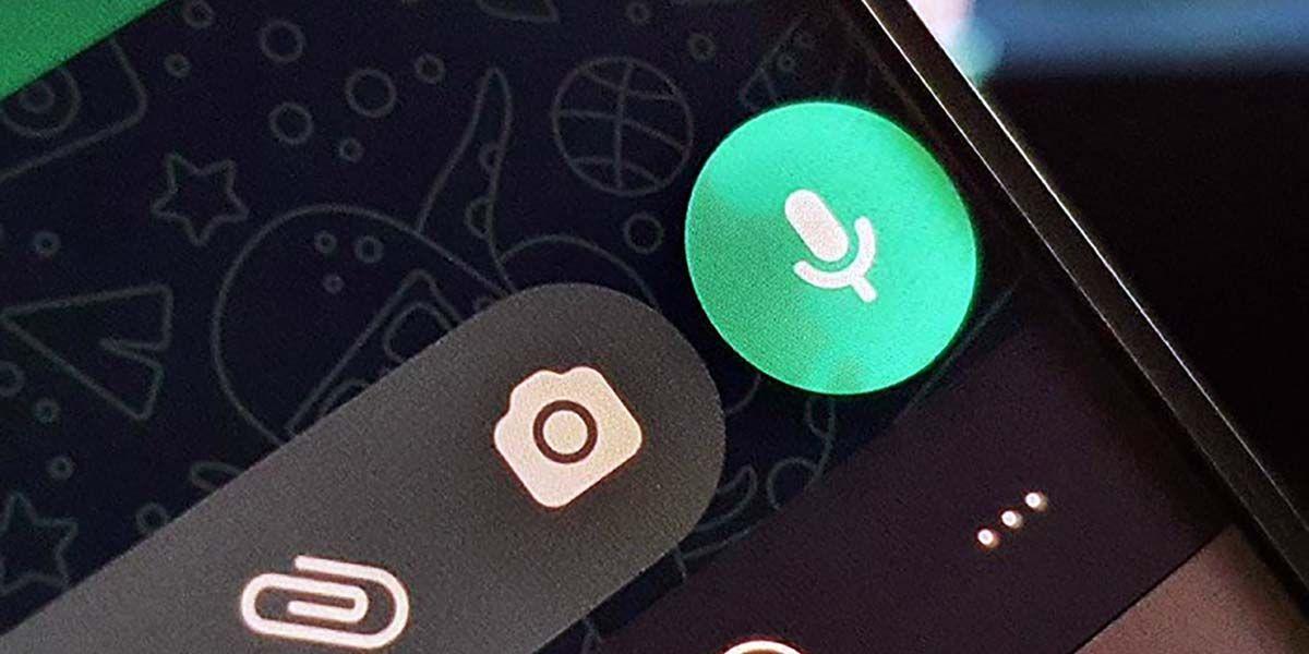 ahora whatsapp deja acelerar los audios x2 como telegram