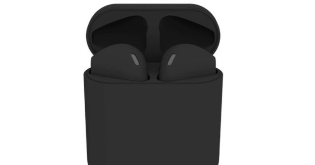 Apple AirPods Negro