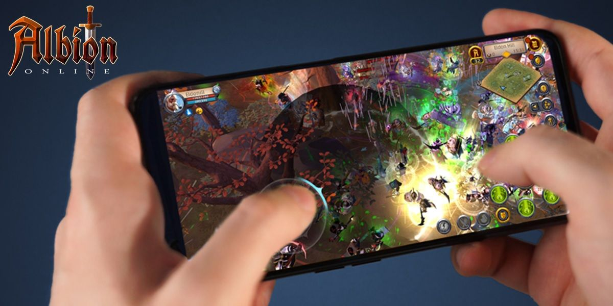 albion online llega a moviles