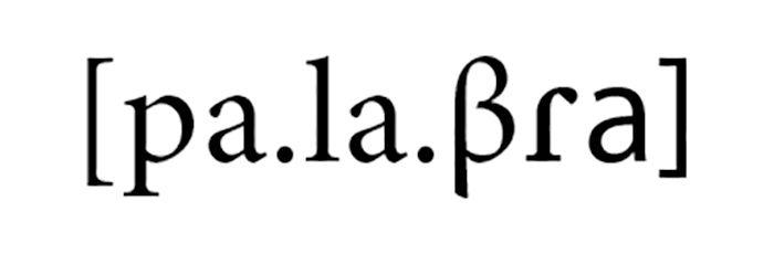 alfabeto fonetico internacional