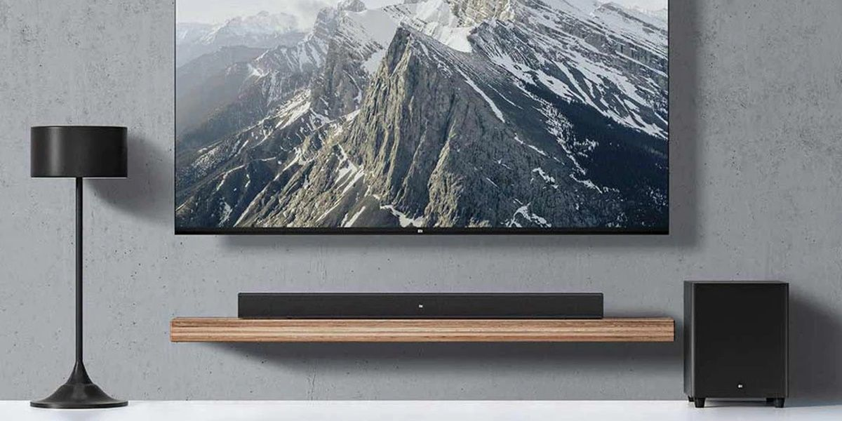 altavoces 2.1 xiaomi Mi TV Speaker Home Theater Edition