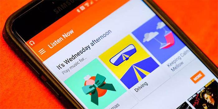 alternativas a Google Play Music