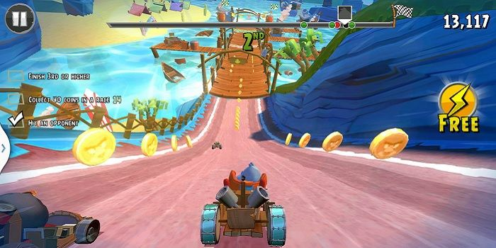 alternativas mario kart android
