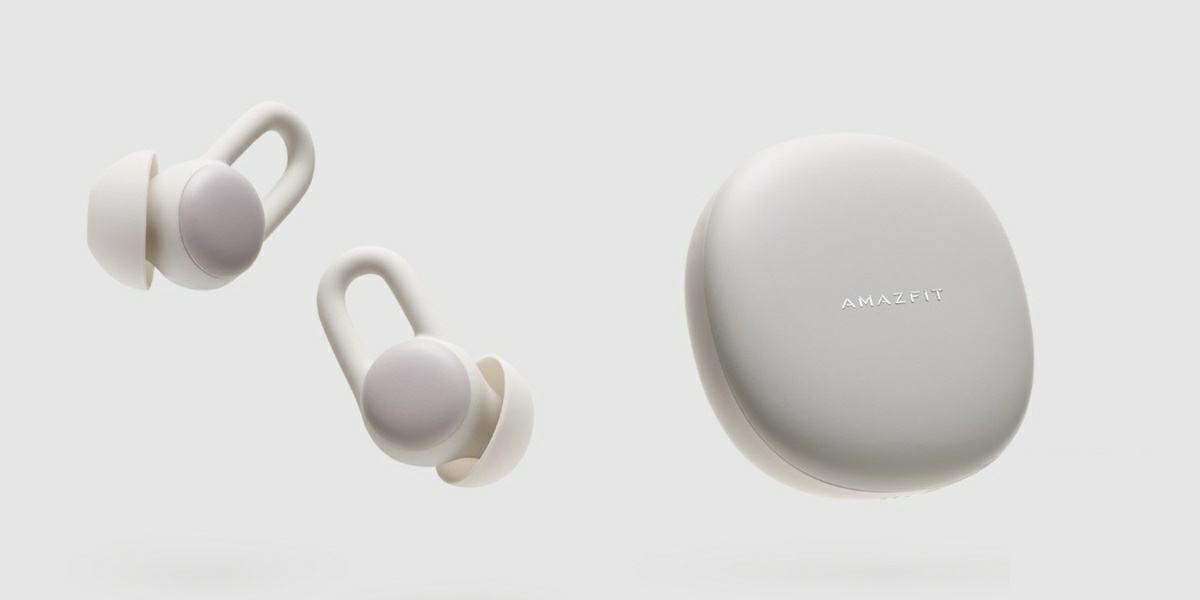 amazfit nuevos auriculares zenbuds powerbuds