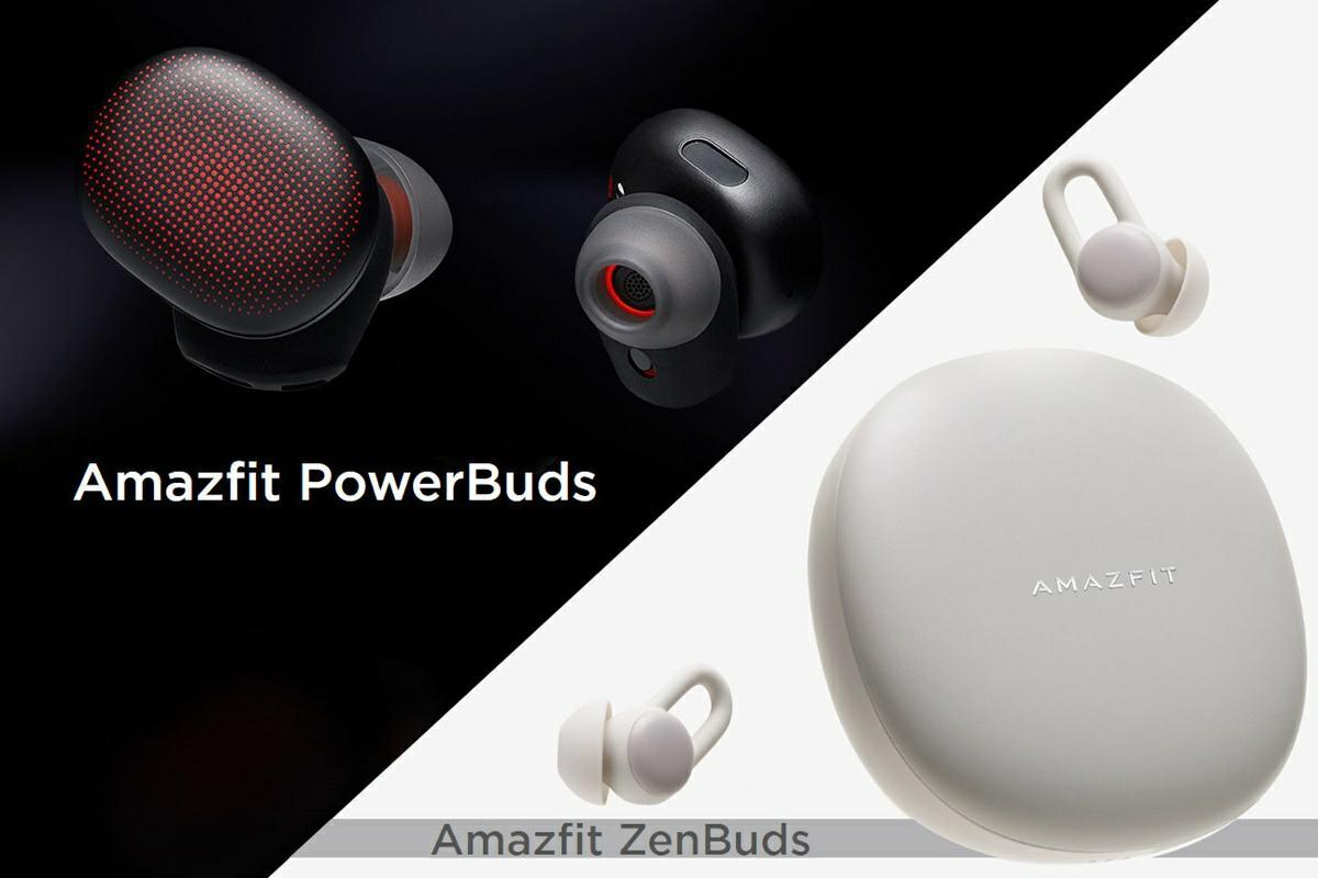 amazfit powerbuds zenbuds