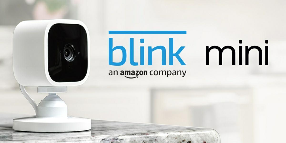 amazon blink mini caracteristicas