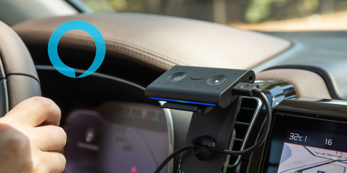 amazon echo auto asistente ideal para coche