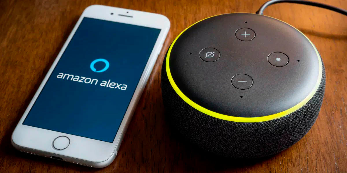 amazon echo dot luz amarilla