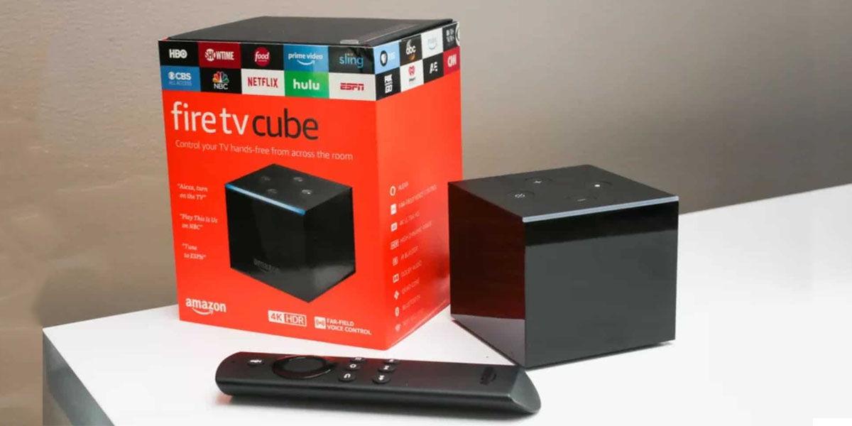 amazon fire tv cube caractersiticas