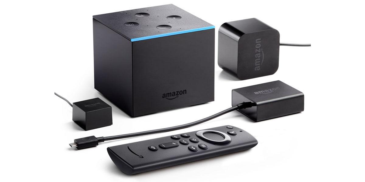 amazon fire tv cube precio disponibilidad