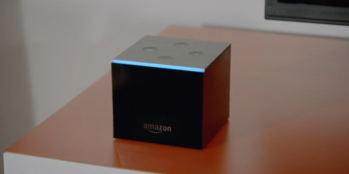 amazon fire tv cube rendimiento