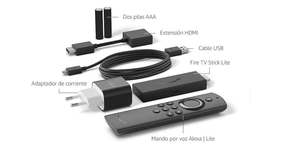amazon fire tv stick lite precio disponibilidad