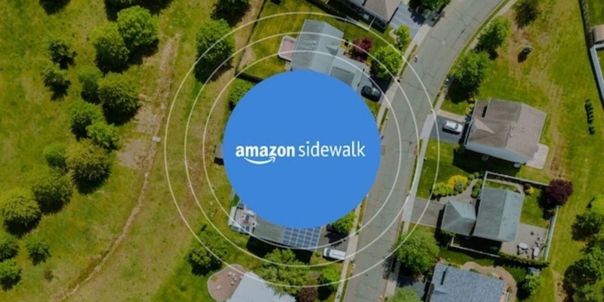 amazon sidewalk red