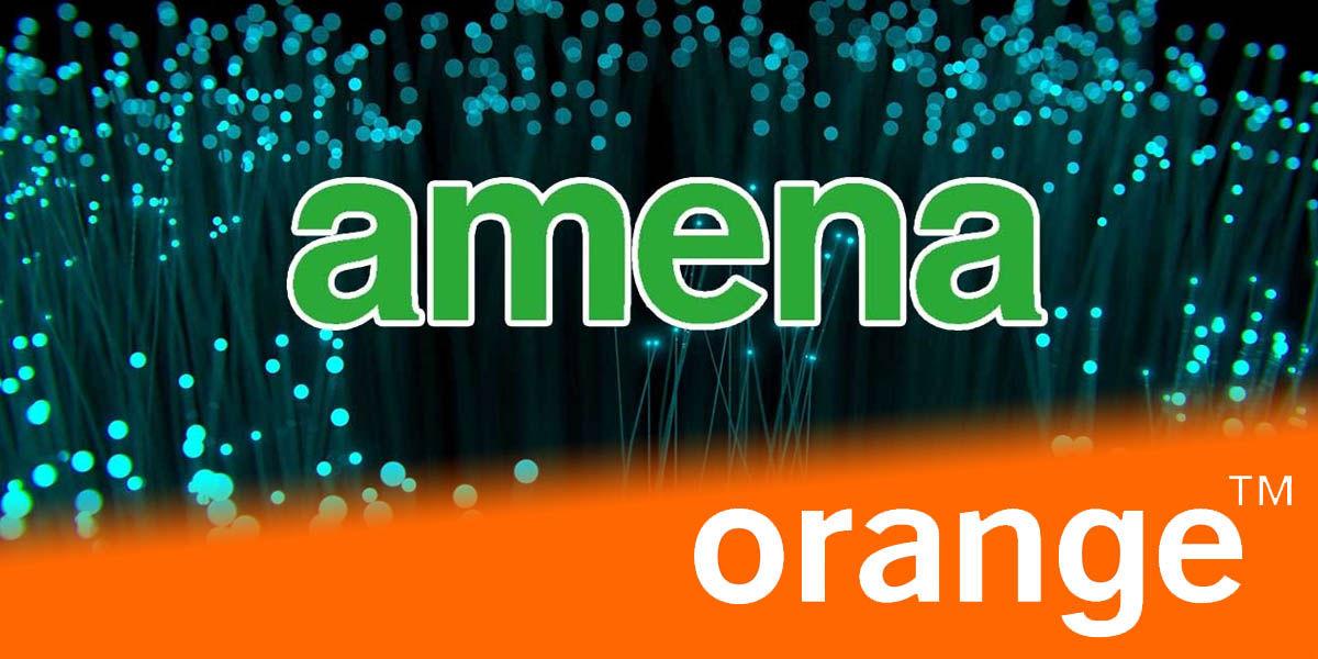 amena cierra usuarios a orange