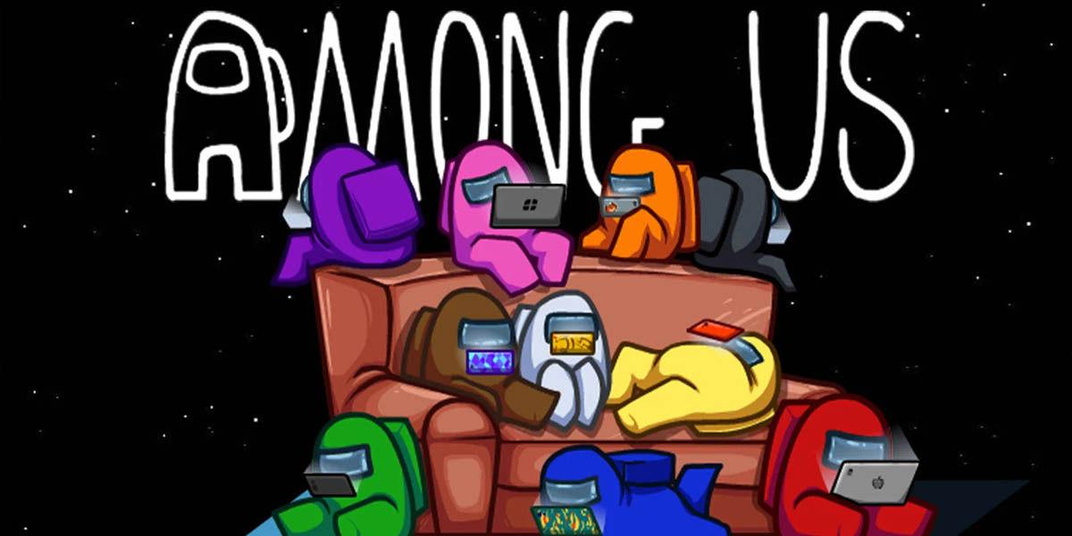 among us juego viral android ordenador