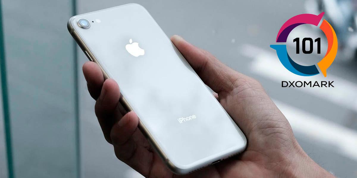 análisis iphone se 2020 dxomark