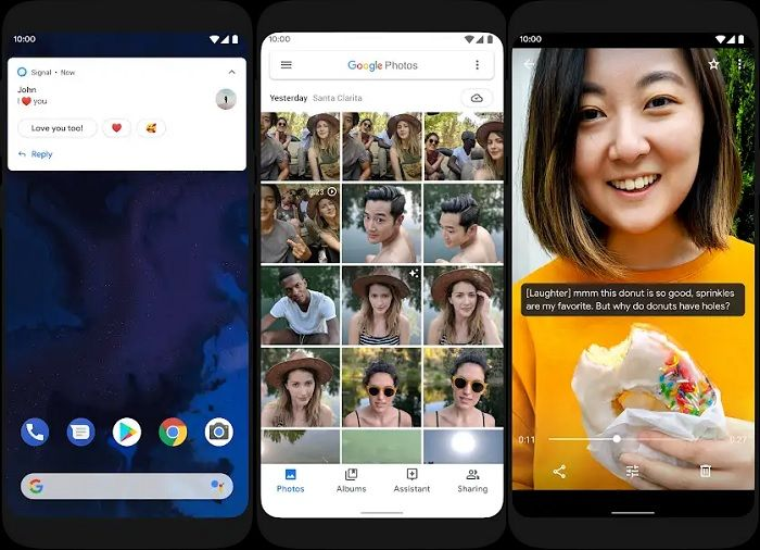 android 10 caracteristicas