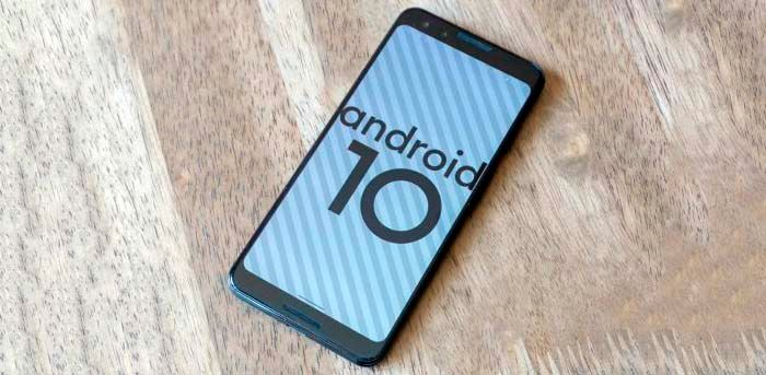android 10 pixel
