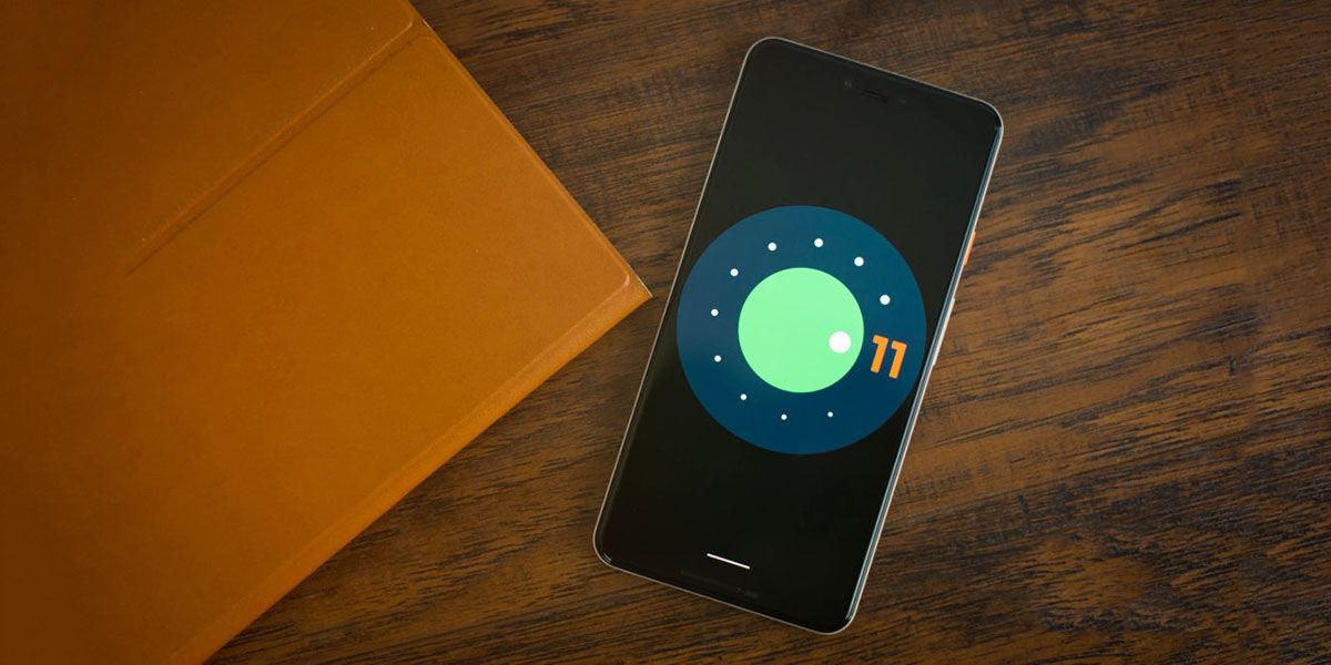 android 11 actualizaciones