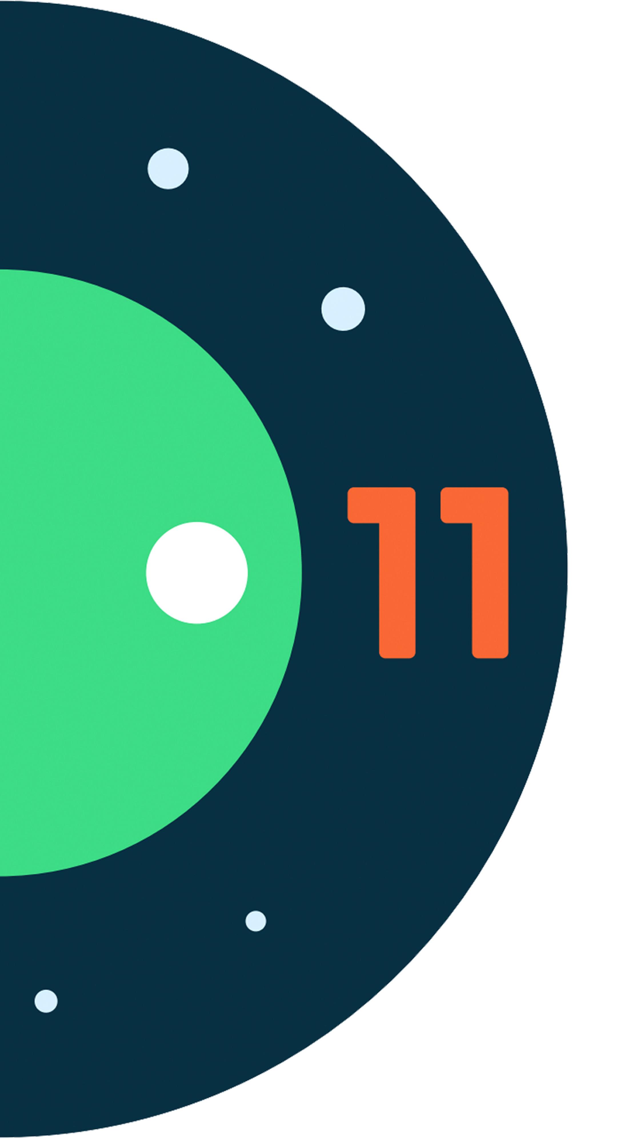 android-11-logo-large-white