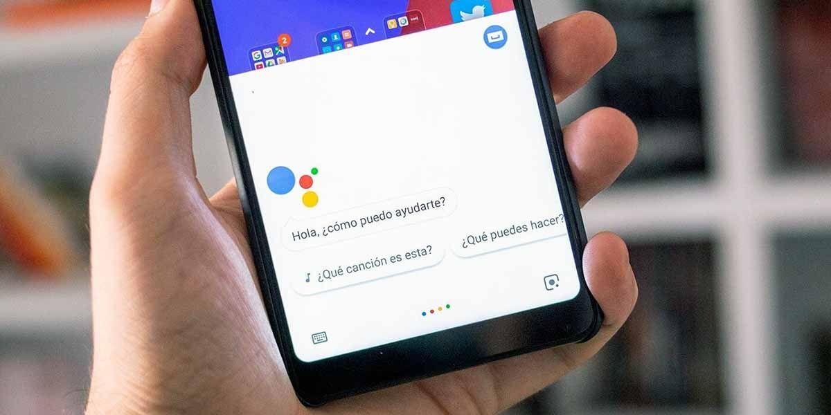 android 12 activara el asistente de google con nuevos metodos