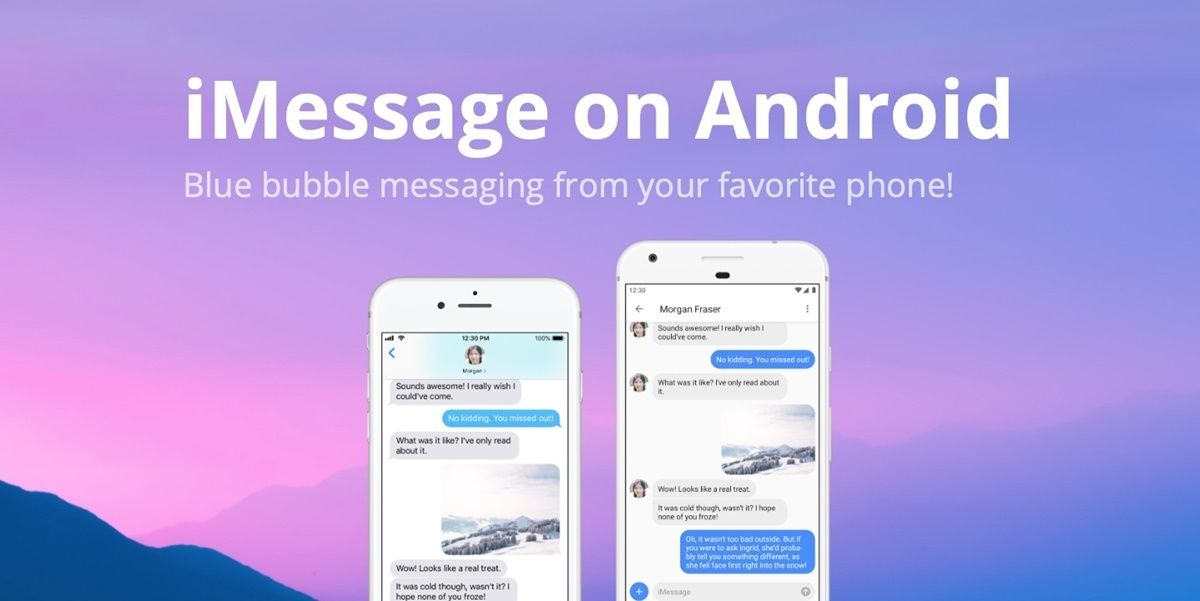android airmessage