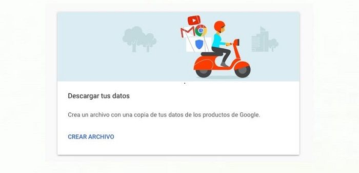 android archivos gmail