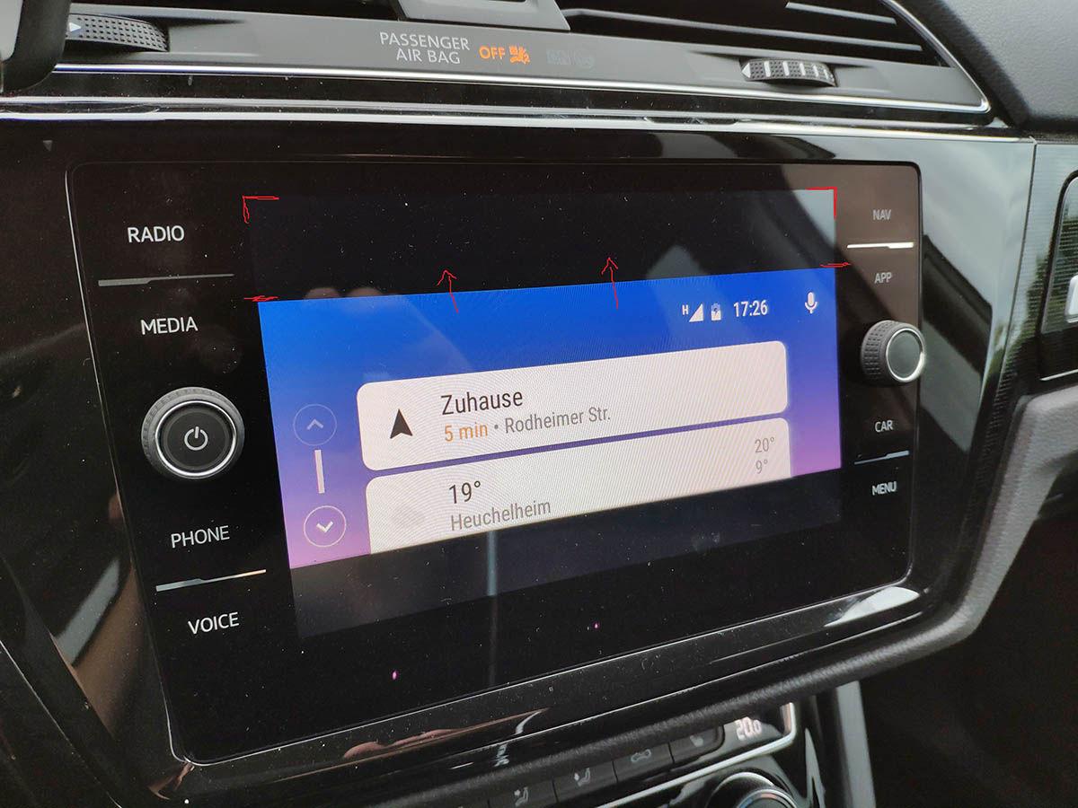 android auto en xiaomi