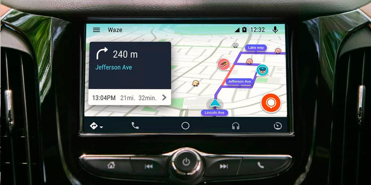 android auto navegaciónn